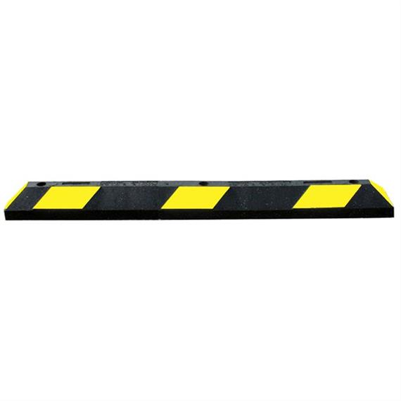 Park-It zwart 90 cm - gele strepen