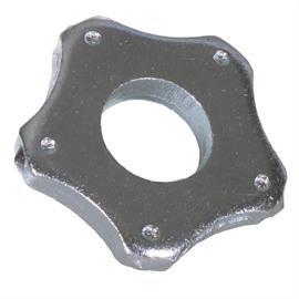 Set vijfhoekige messen geschikt voor Von Arx FR 200