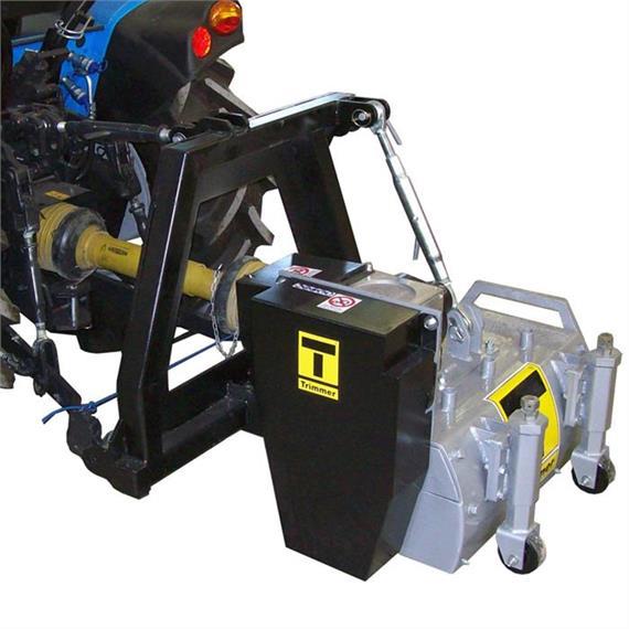 TR 600 M Mechanische demarkeringsfreesmachine