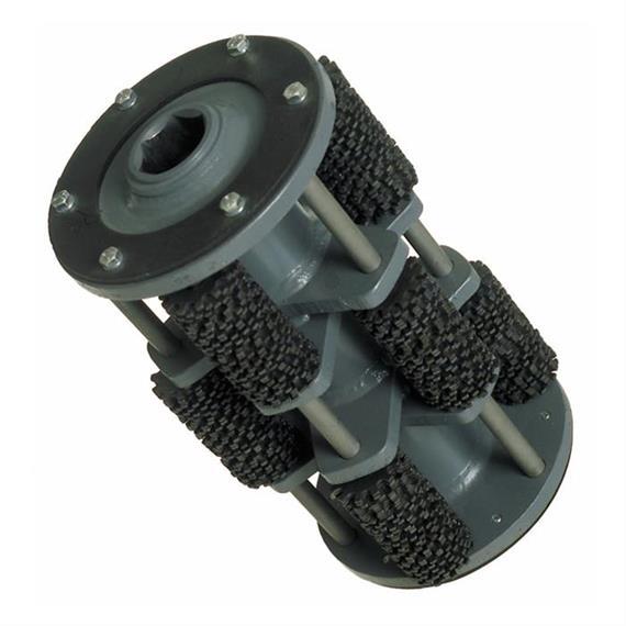 Trommel met straallamellen ca. 42 x 2 mm geschikt voor Von Arx VA 25 S