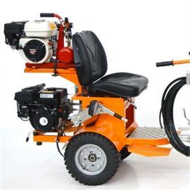 CMC - Wózek z napędem HMC z napędem hydraulicznym i sprężarką