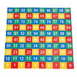 Oznaczenie placu zabaw MeltMark - Siffertavla 0 do 99