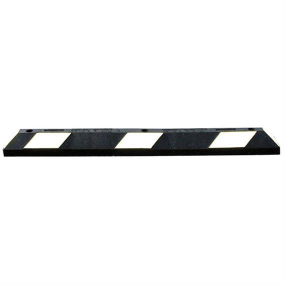 Park-It czarny 90 cm - białe paski