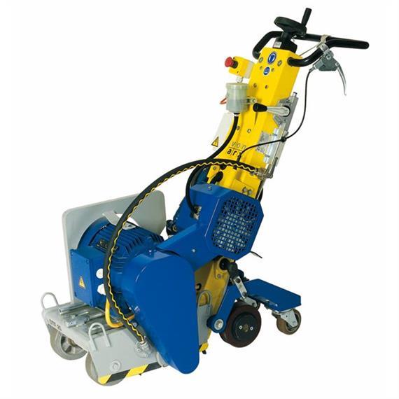 Przez Arx - DTF 25 SH z silnikiem elektrycznym