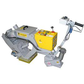TrimmBLAST® T23SM - A4V - Urządzenie do śrutowania 23 cm szerokości roboczej