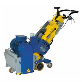 Von Arx VA 30 SH z silnikiem elektrycznym - 7,5kW / 3 x 400V z zasilaniem hydraulicznym