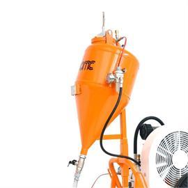 Zbiornik ciśnieniowy na kulki szklane 38 litrów