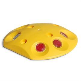 Botão marcador amarelo