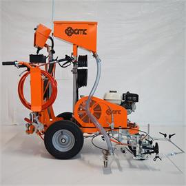 CMC AR 30 Pro-P-Auto - Máquina de marcação de estradas sem ar com bomba de pistão 6,17 L/Min