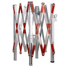 Grelha de barreira de eixo em alumínio 120 x 180 mm