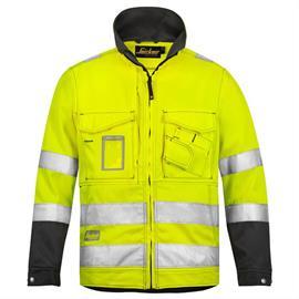 HV Casaco amarelo, Kl. 3, tamanho XXL Regular