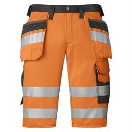 HV Shorts laranja cl. 1, tamanho 48
