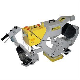 TrimmBLAST® T26SM - A6 - Unidade de peening de tiro 25 cm de largura de trabalho