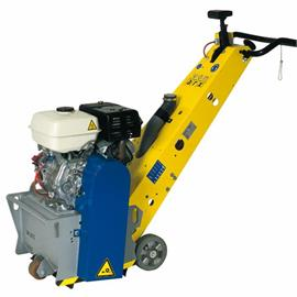 VA 30 S com motor a gasolina Honda