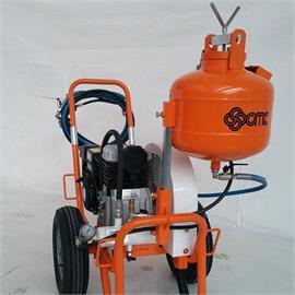 CPm2 Airspray, pulverizator autonom pentru vopsea