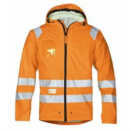Jachetă de ploaie HV, PU, mărimea M