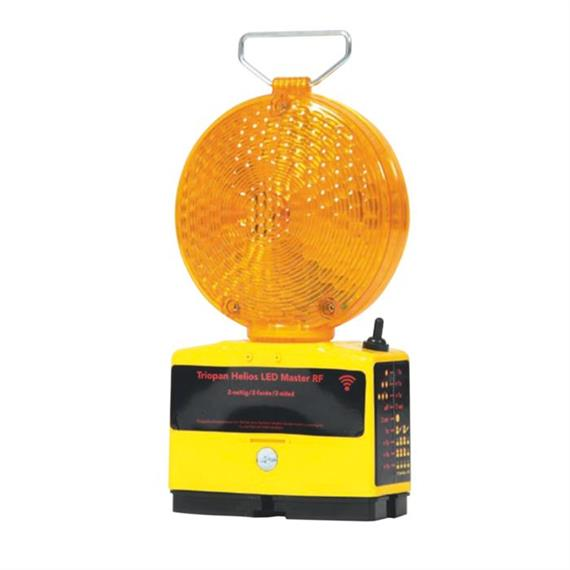 Triopan Helios Master RF galben cu 2 fețe fără întrerupător extern