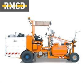 CMC U13 Standard - Stroj za označevanje cest z različnimi možnostmi konfiguracije